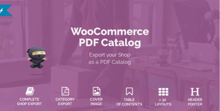Danh mục pdf Woocommerce