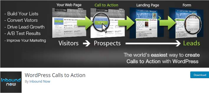 Wordpress calls to action plugin wordpress test ab
