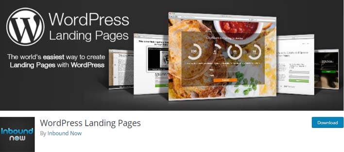 Wordpress landing pages plugin wordpress