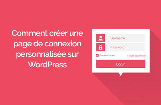 Cómo crear una página de inicio de sesión personalizado en WordPress ...