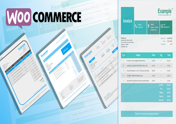10 WooCommerce plugins to generate PDF invoices | 10 WooCommerce ...