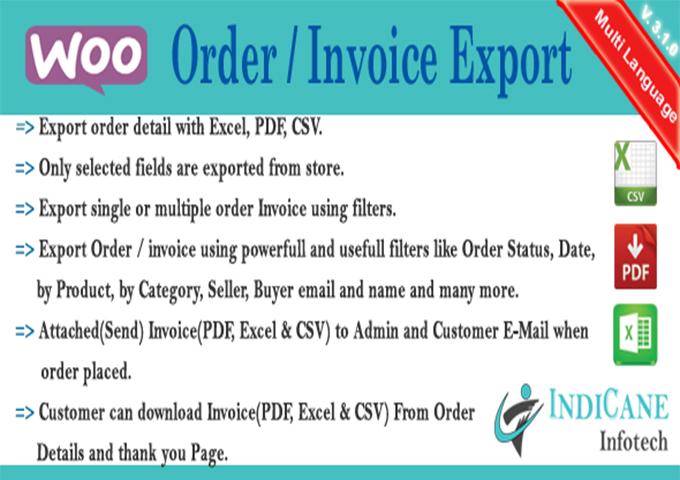 10 plugins woocommerce pour gnrer des factures pdf blogpascher woocommerce order export plugin woocommerce crer factures pdf fandeluxe Choice Image