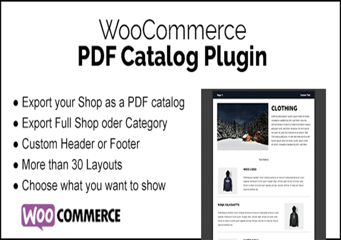 10 e commerce wordpress plugins zum generieren von pdf. Black Bedroom Furniture Sets. Home Design Ideas