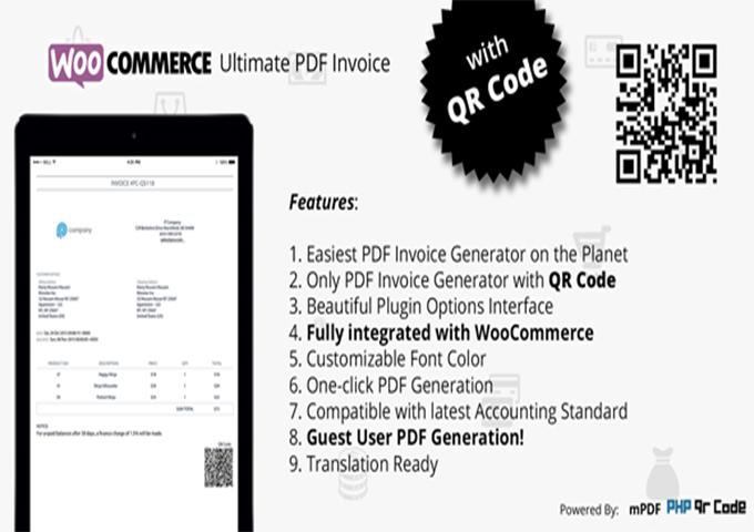 10 e commerce wordpress plugins zum generieren von pdf. Black Bedroom Furniture Sets. Home Design Ideas