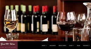 10 thèmes WordPress pour vigneron et Restaurant