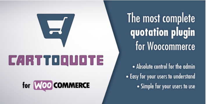 Cart to quote for woocommerce