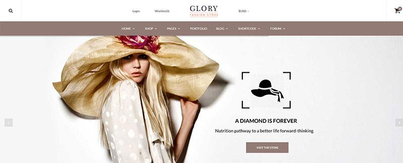 69ee093fb77 Glory-wordpress-teman-for-sale-kläder-blogpascher