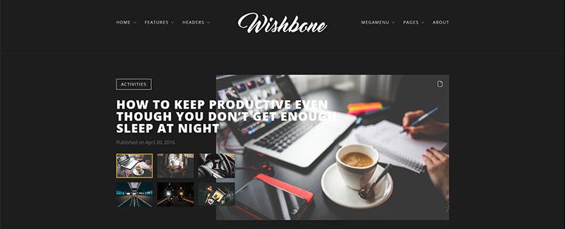 wishbone-themes-wordpress-pour-vendre-habits-blogpascher