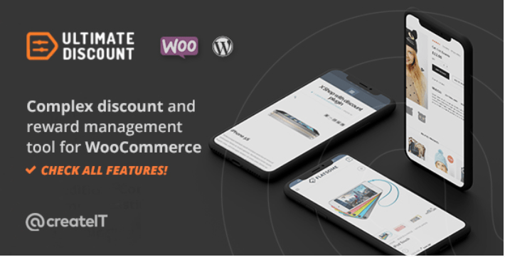 Плагин Ultimate Discount Woocommerce