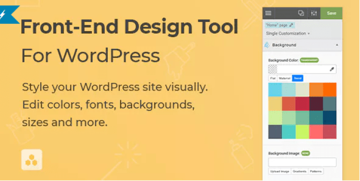 YellowPencil Visual CSS Style Editor WordPress плагин