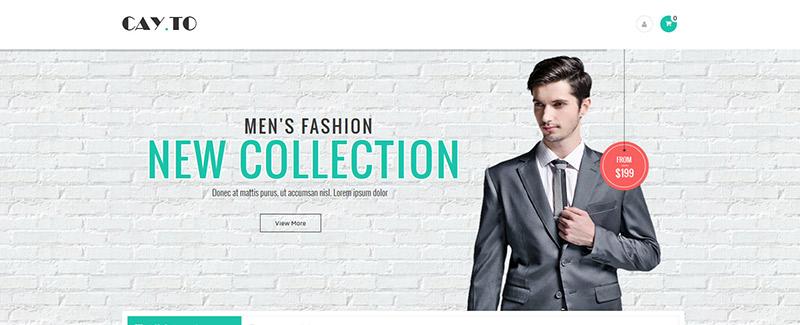 cayto-тема-PrestaShop бутики-линейный режим-blogpascher