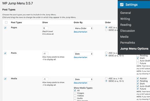 configuration-du-plugin-wp-jump-menu