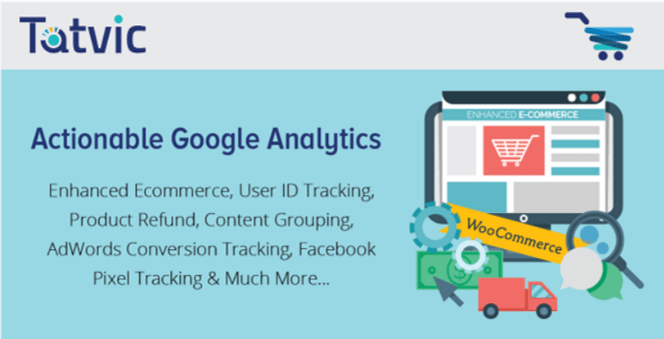 Actionable google analytics plugin wordpress
