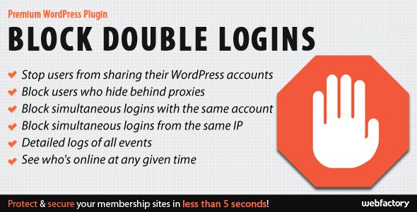 block-double-logins
