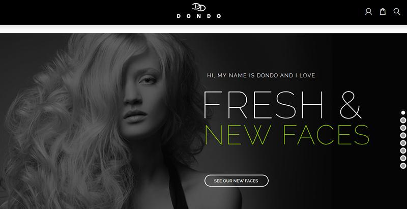 Dondo Themes Wordpress Creer Site Internet Top Models