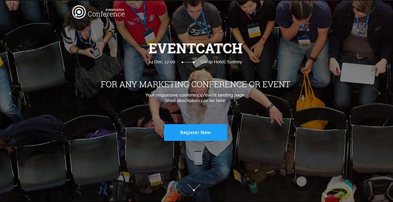 eventos-catch-temas-wordpress-criar-site-internet-evento
