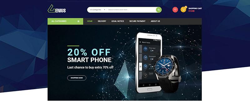 genius-themes-prestashop-site-e-commerce-smartphones