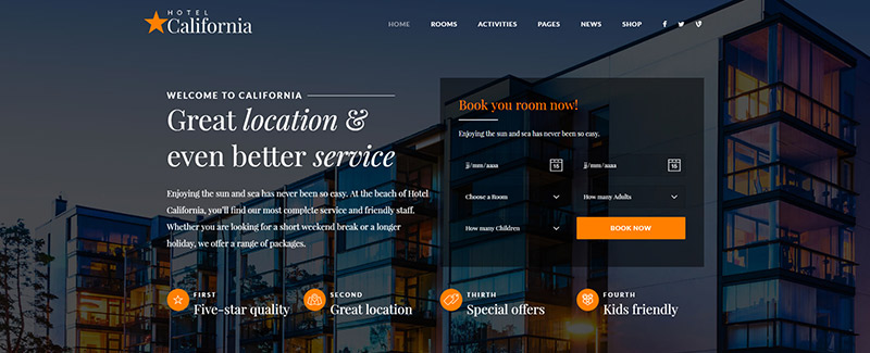 hotel-california-themes-wordpress-site-web-hotel-auberge