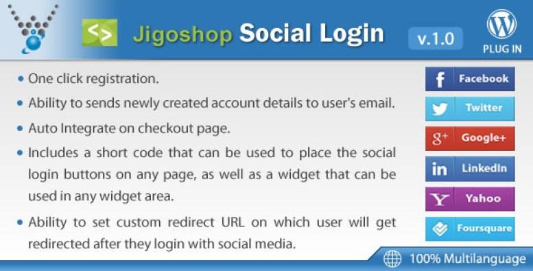 jigoshop-social-login