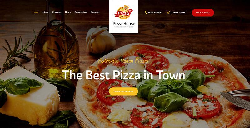 Pizza House-temas-wordpress-criar-site-internet-reserva-reserva