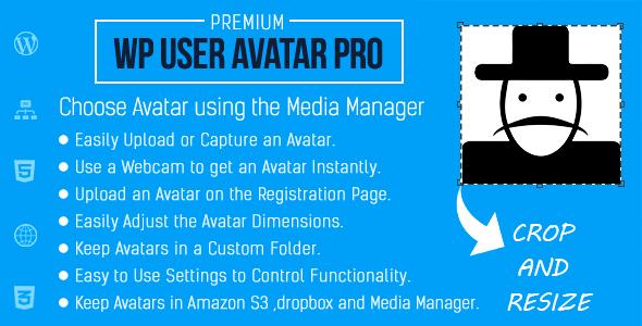 wp-user-avatar-pro