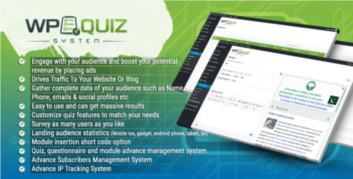 Créer un quiz - WordPress quiz system plugin e1543471619194