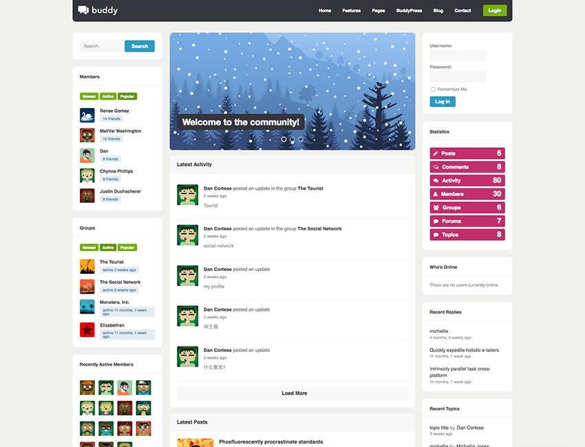 Buddypress matchmaking plugin