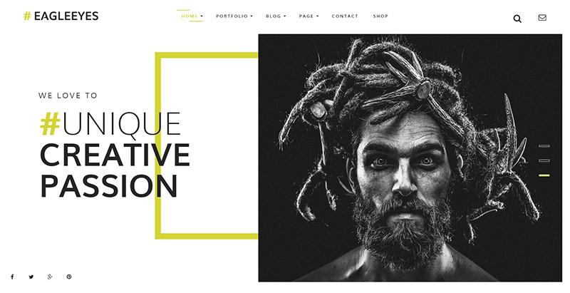 eagleeyes-themes-wordpress-creer-site-internet-portfolio