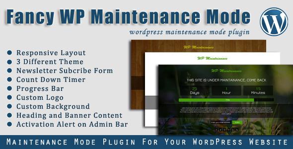 fancy-wp-maintenance-mode-plugin-wordpress-pour-autres