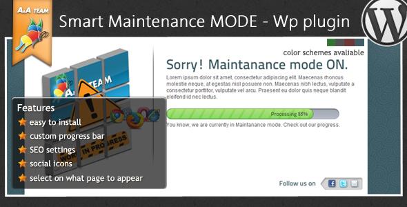 maintenance-mode-plugin-wordpress-pour-autres