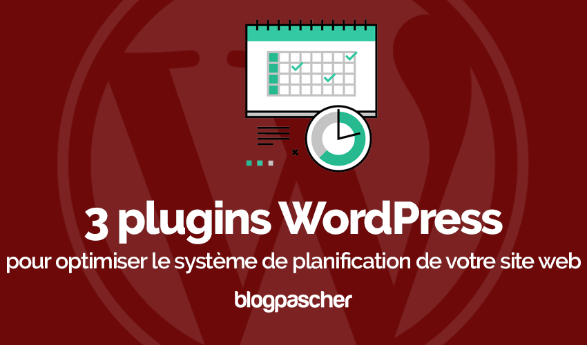 Plugins Wordpress Optimiser Système Planification Site Web