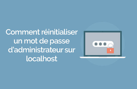 The reinitialization-dun-word-of-pass-in-yerel-dadministrateur