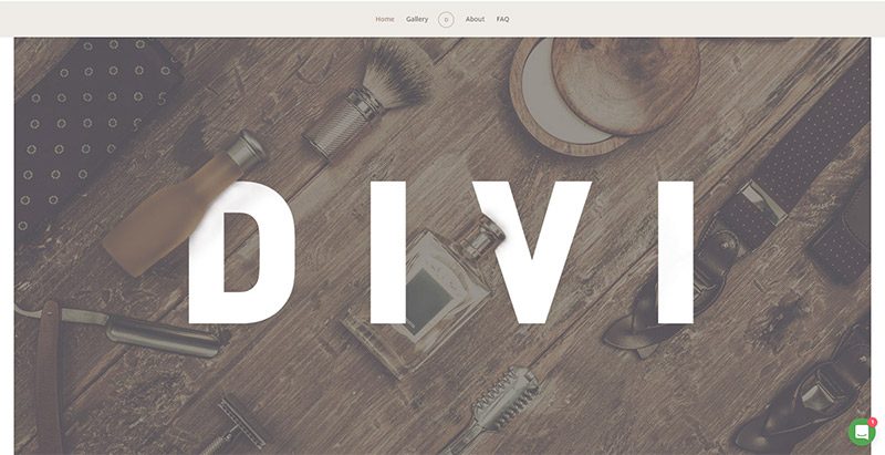 Divi theme wordpress multi usages polyvalents creer site internet