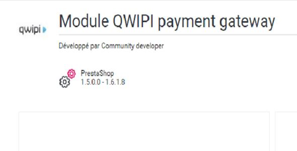 qwipi-payment-gateway-plugin-prestashop-pour-passerelle-paiement