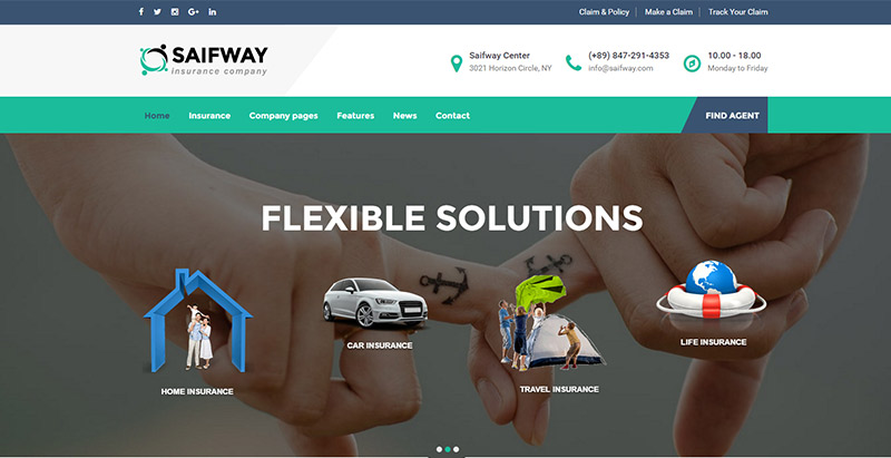 saifway-Themen-Wordpress-create-Site-Internet-Business-Versicherungsagentur