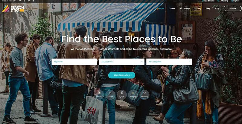 Search go themes wordpress créer site web louer vendre maisons villa appartement