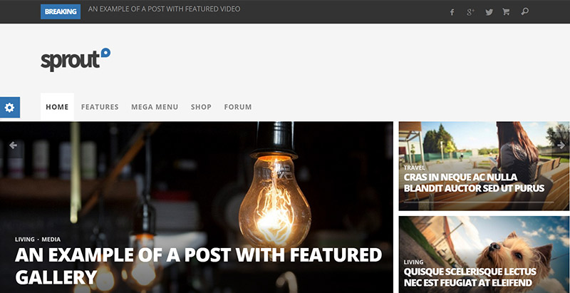 sprout-themes-wordpress-creer-site-internet-communautaire-forum-reseau-social