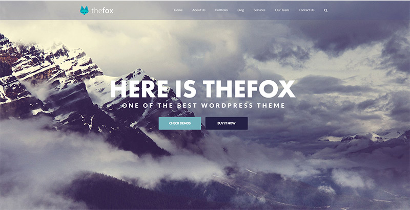 thefox-theme-wordpress-multi-usages-polyvalents-creer-site-internet