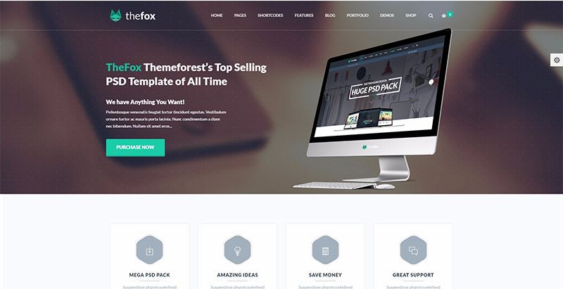thefox10-themes-wordpress-entierement-personnalisables-polyvalents