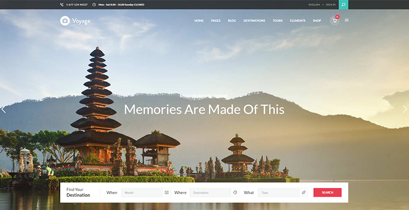 voyage-themes-wordpress-creer-site-internet-reservation-booking