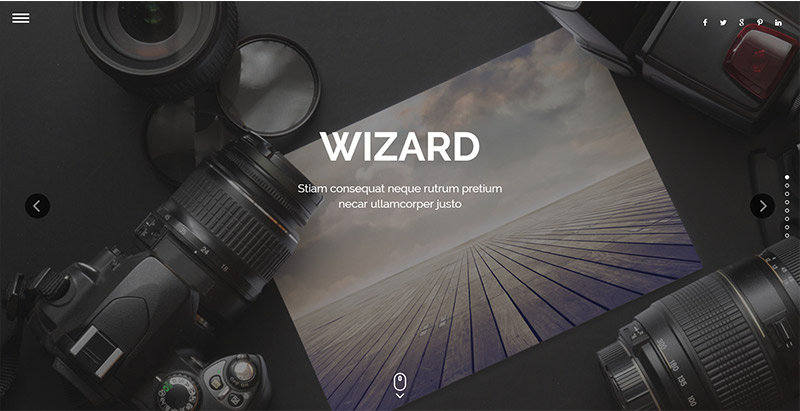wizard-themes-wordpress-creer-site-internet-photgraphe