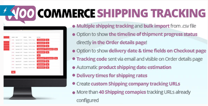 Woocommerce shipping tracking plugins woocommerce calcul frais livraison