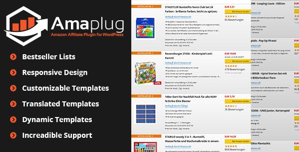 5 WordPresss plugins para crear un programa de afiliados con Amazon ...
