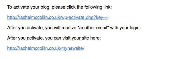 Mail-Default-gravação - on-a-Site