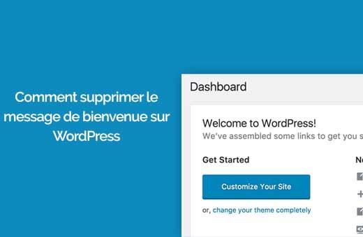 supprimer-le-message-de-bienvenue-sur-wordpress