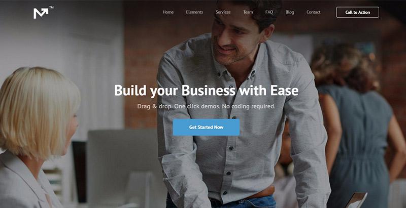 Marketing Pro SEO optimierte WordPress-Themen