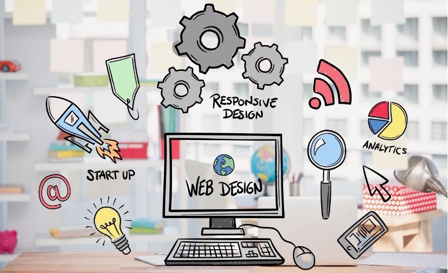 Веб-дизайн реагирующий