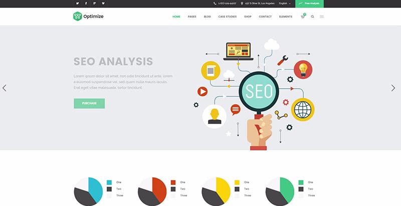 Optimize themes wordpress creer site web agence marketing 1