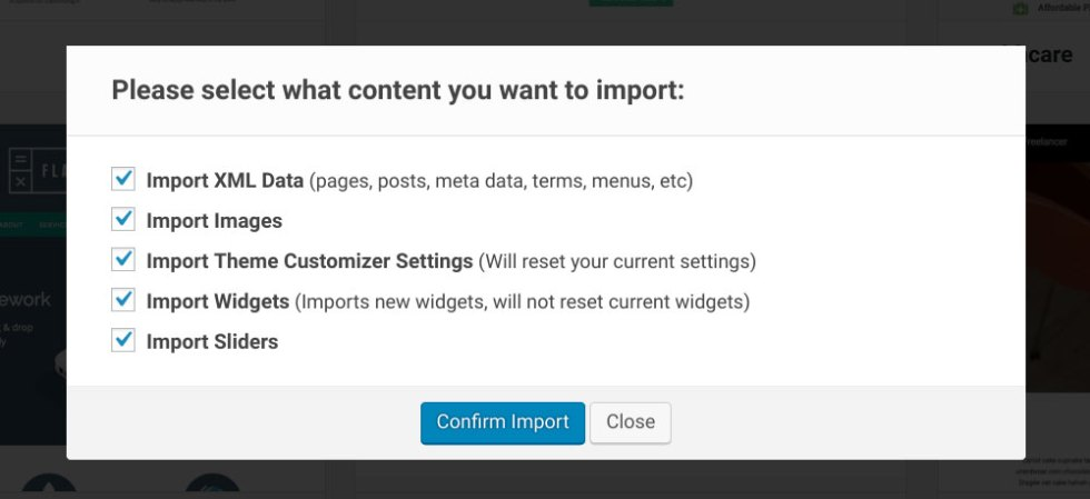 Total demo importation 02