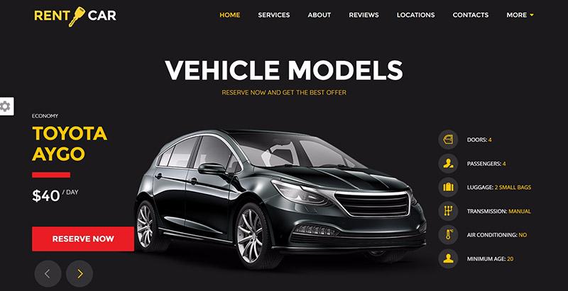 site achat de voiture